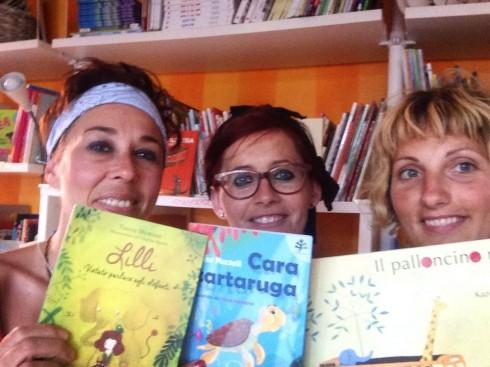 Francesca, Lorenza e Rossella consigliano Cara tartaruga