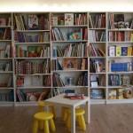 Come si cresce dove mancano i libri?