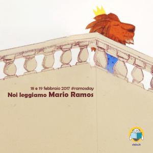Cartolina-Leone